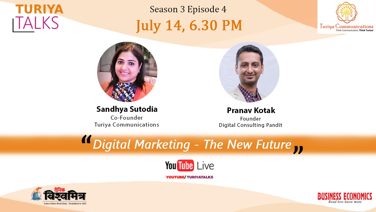 How To Grow Your Business Through Digital Marketing ft. Mr. Pranav Kotak
