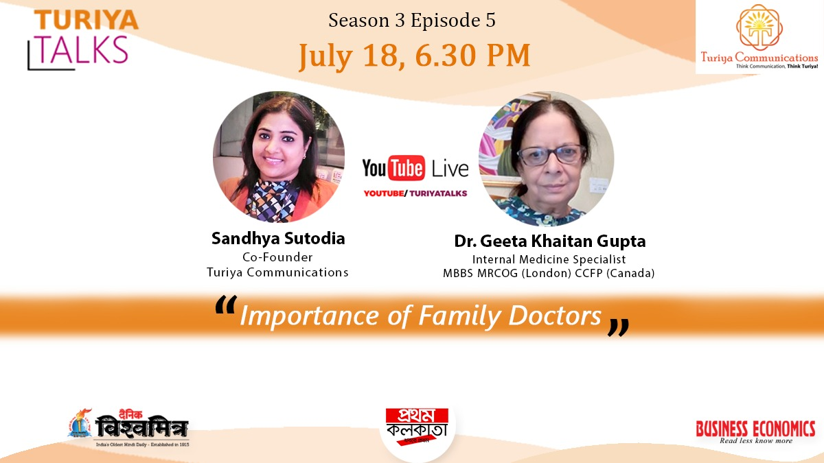 How To Combat Pandemic As A Family Doctor ft. Dr. Geeta Khaitan Gupta