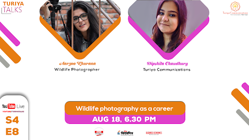 How to make Career in Wildlife Photography ? - ft. Miss Aarzoo Khurana