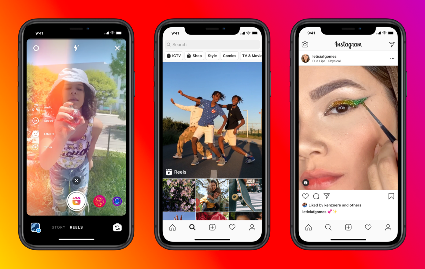 Here is Your Ultimate Guide to recently launched TikTok rival: Instagram Reels